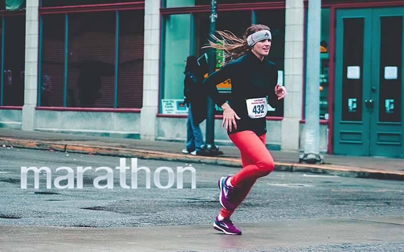งานวิ่ง